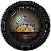 Sunset Pictures Logo